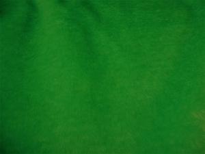 Umělá kožešina metráž, plyš, zelený, vlas 9 mm, š. 150cm