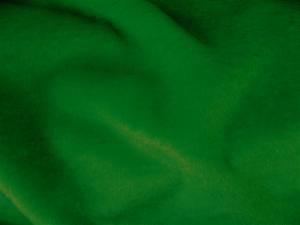 Umělá kožešina metráž, plyš zelený, 9mm vlas, š. 150cm