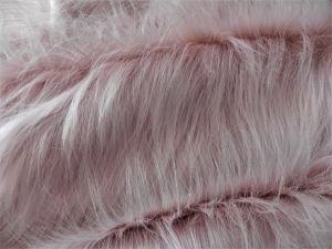 Umělá kožešina metráž, pudrová, 90mm vlas, š. 143cm